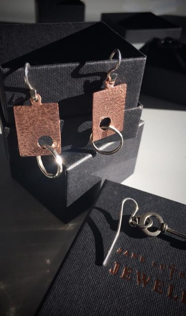Limited edition earrings